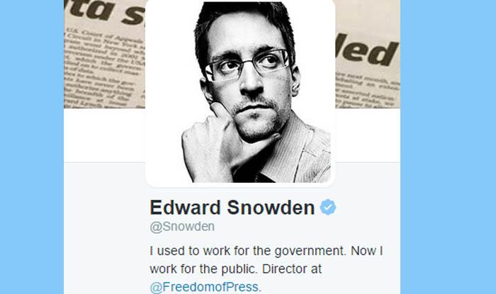 Эдварду Сноудену нравится технология, которая стоит за Zcash
