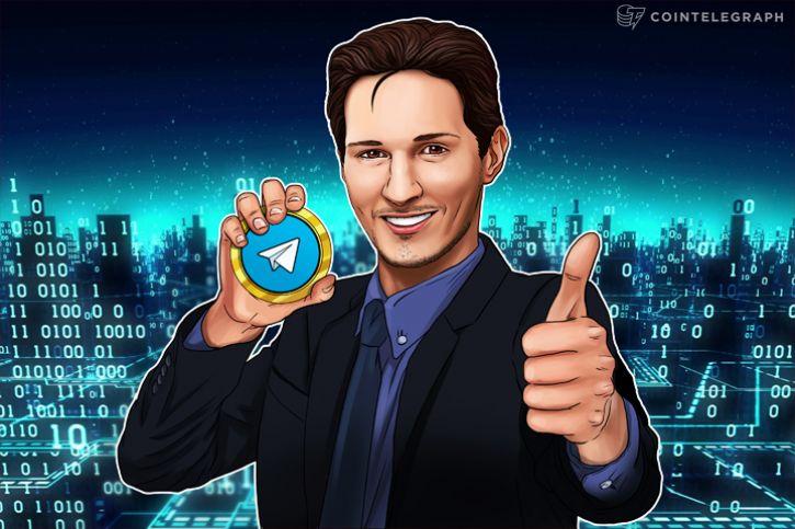 Павел Дуров заявил о  запуске собственной криптовалюты Gram