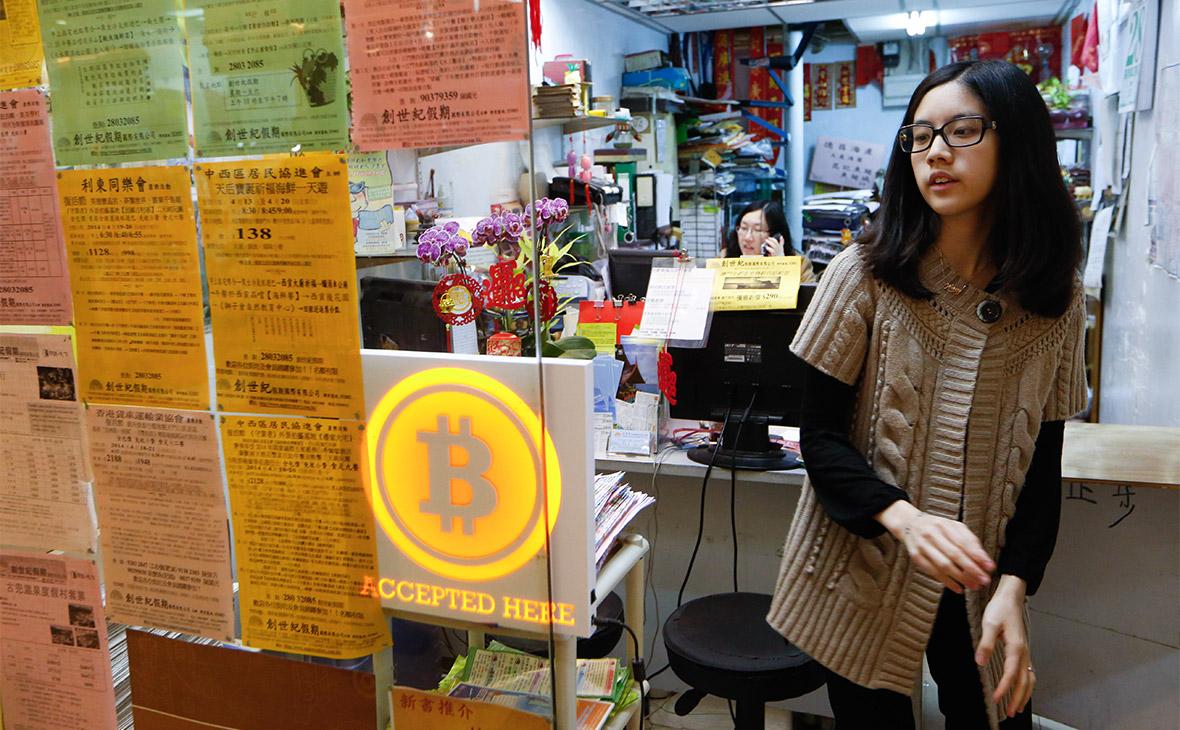Комфортный шопинг с Bitcoin