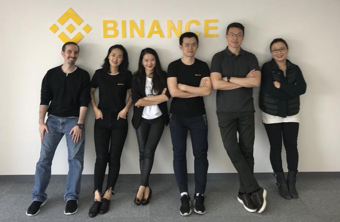 Биржа криптовалют Binance снова вышла на первое место по 24-часовому объёму торгов