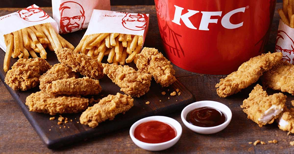 За продукцию из KFC в Канаде можно расплатиться bitcoin