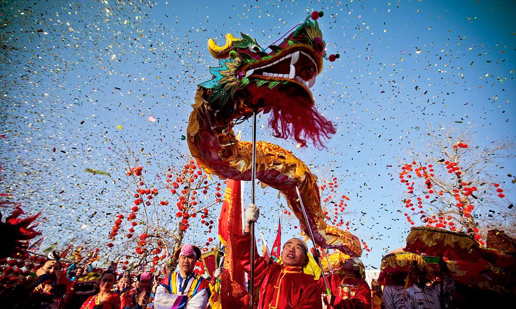 Биткоин и Китайский Новый год