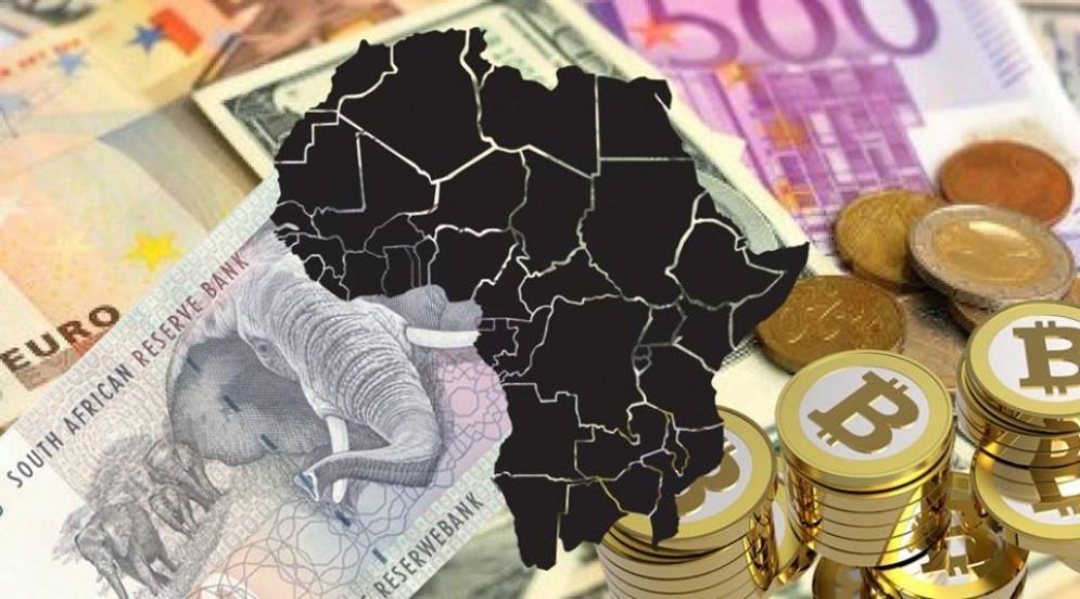 Жители Южной Африки стали жертвой падения курса биткойна