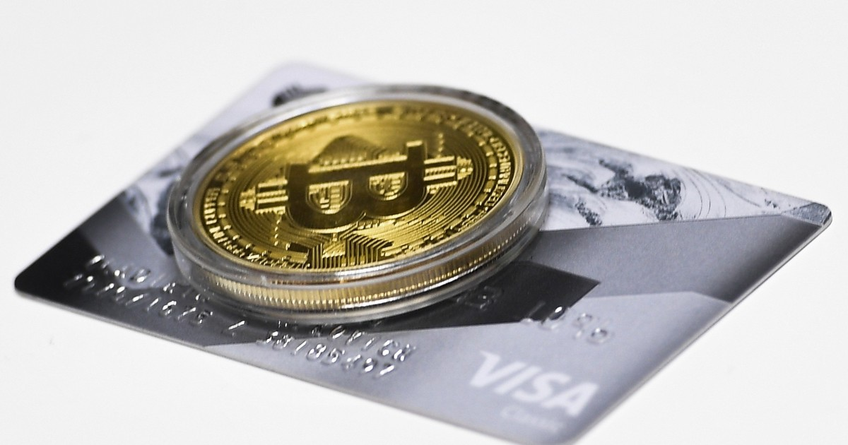 Visa не признает bitcoin как платежное средство
