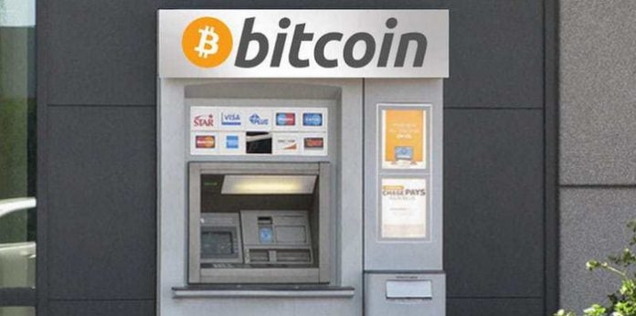 Установлено уже больше двух тысяч криптовалютных банкоматов