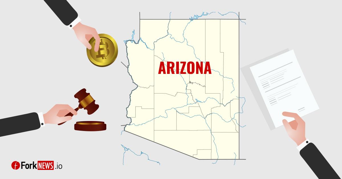 Штат Аризона принял законопроект, который позволяет платить налоги в криптовалюте