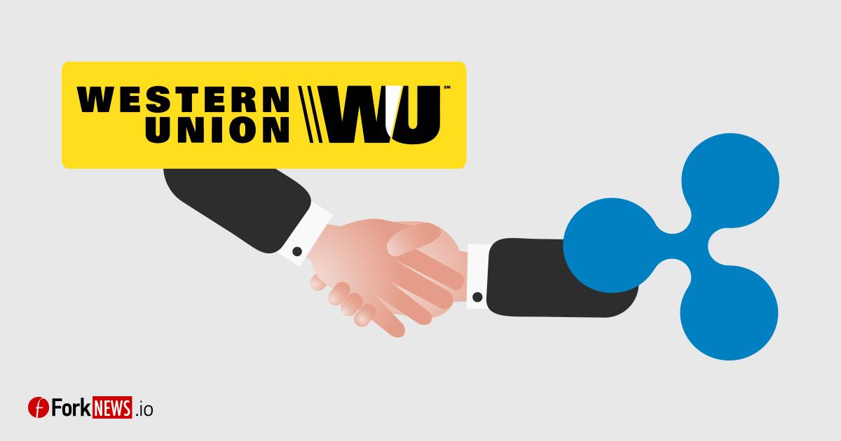 Чем дальше, тем весомее: Ripple заключил партнерство с Western Union