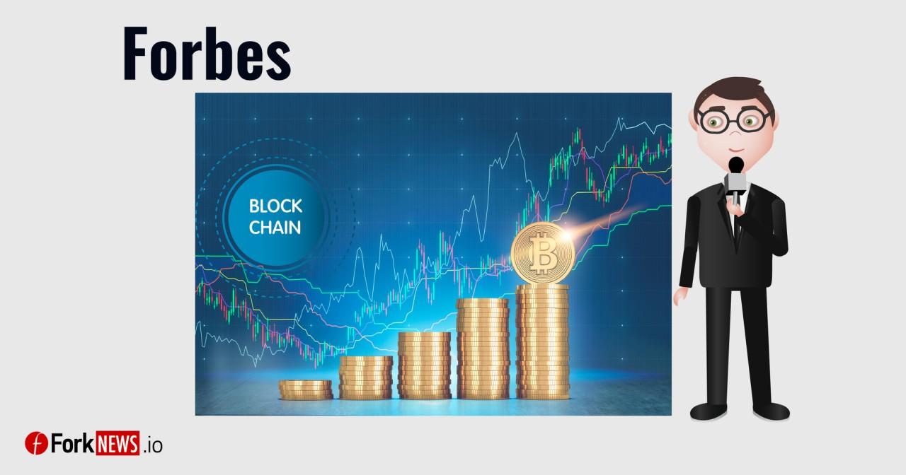 """В список """"Fintech 50"""" от Forbes попали 11 блокчейн компаний"""