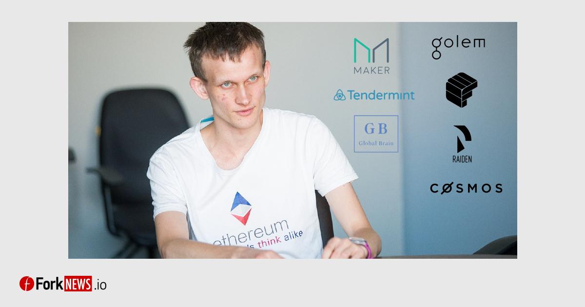 Бутерин надеется, что новый фонд Ethereum не подведет его ожиданий