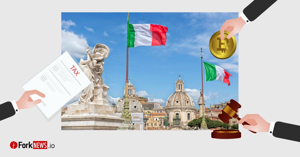 Италия вошла в первую пятерку стран ЕС, решивших внедрить регулирование криптовалют