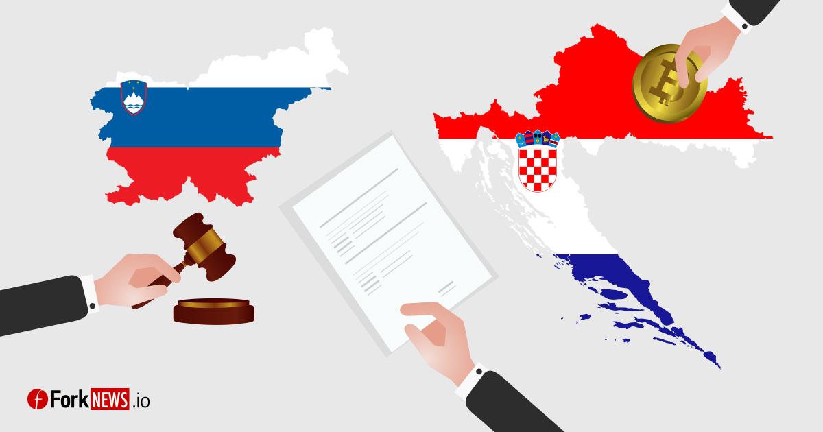Шаги к саморегуляции в Словении и Хорватии