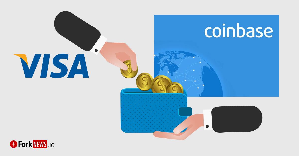 Visa вернула ошибочно списанные средства на счета клиентам и подтвердила невиновность Coinbase
