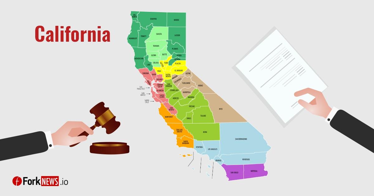 Калифорния признает блокчейн на юридическом уровне