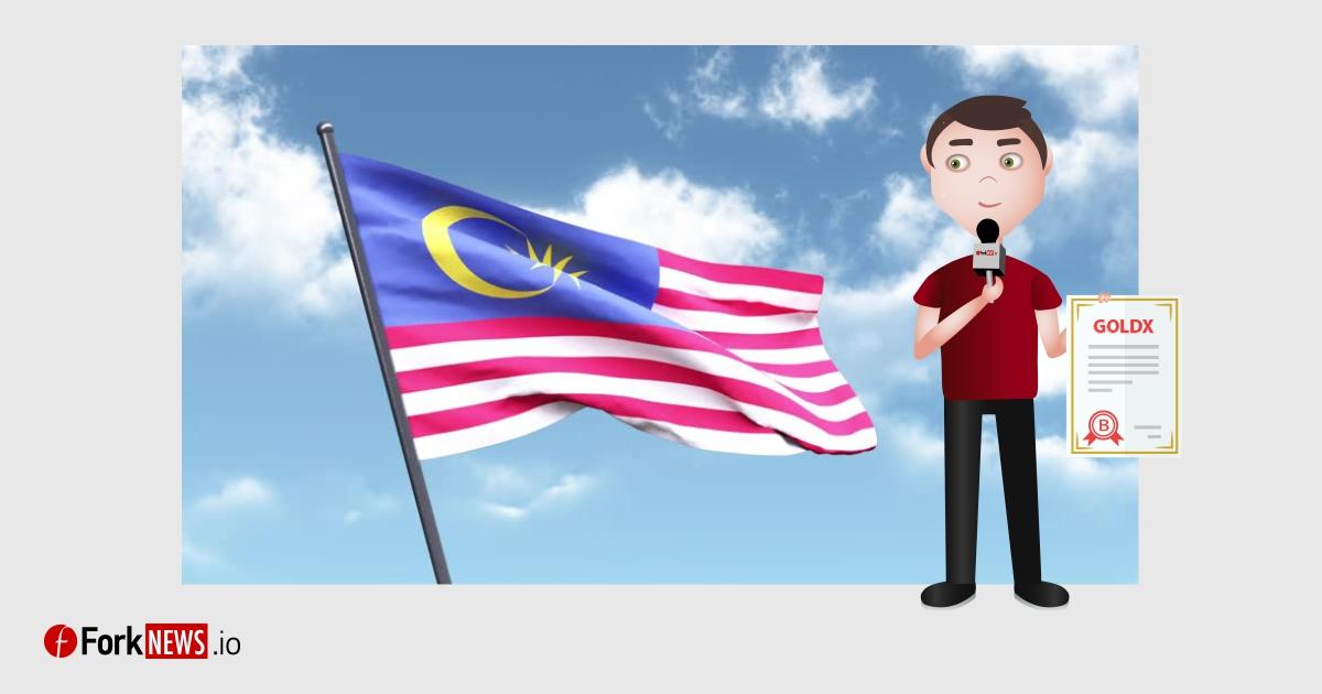 В Малайзии сертифицировали криптовалюту, подкрепленную золотом