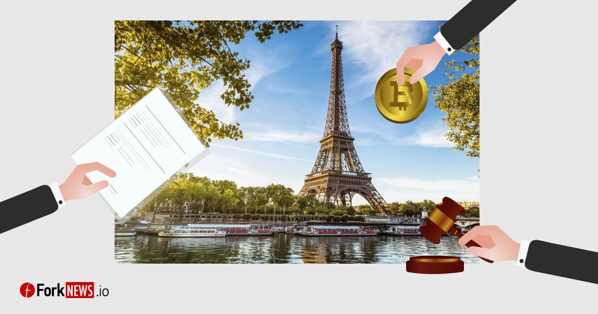 Финансовый регулятор Франции запретил рекламу криптовалютных контрактов
