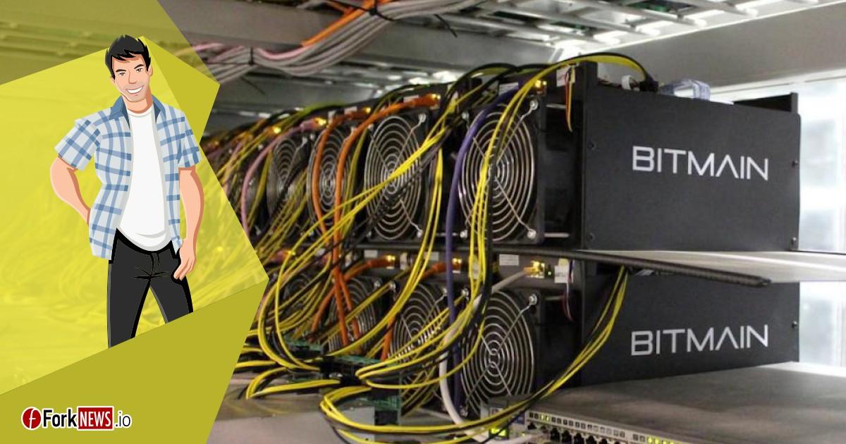 Майнинг-бум: прибыль компании Bitmain превысила 3 миллиарда долларов