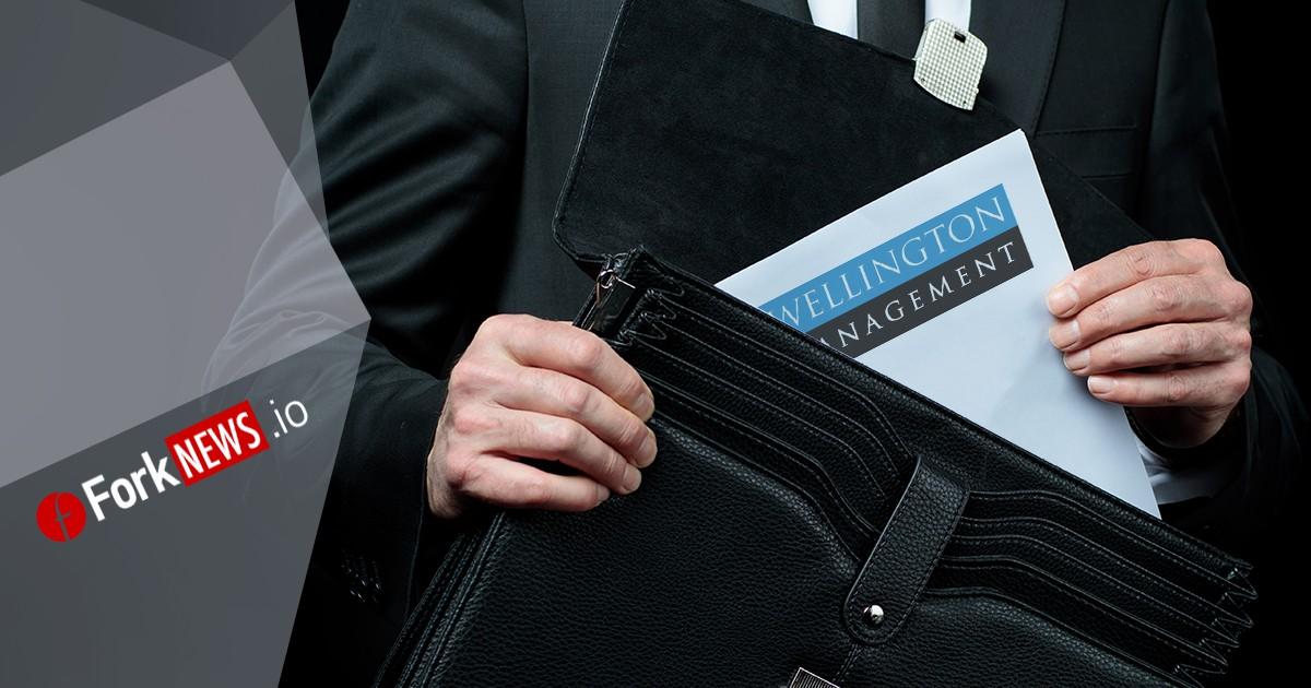 Wellington Management инвестирует в криптовалюту