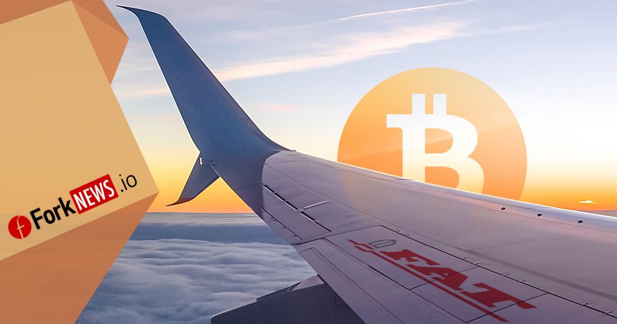 Тайваньская авиакомпания будет принимать оплату в bitcoin