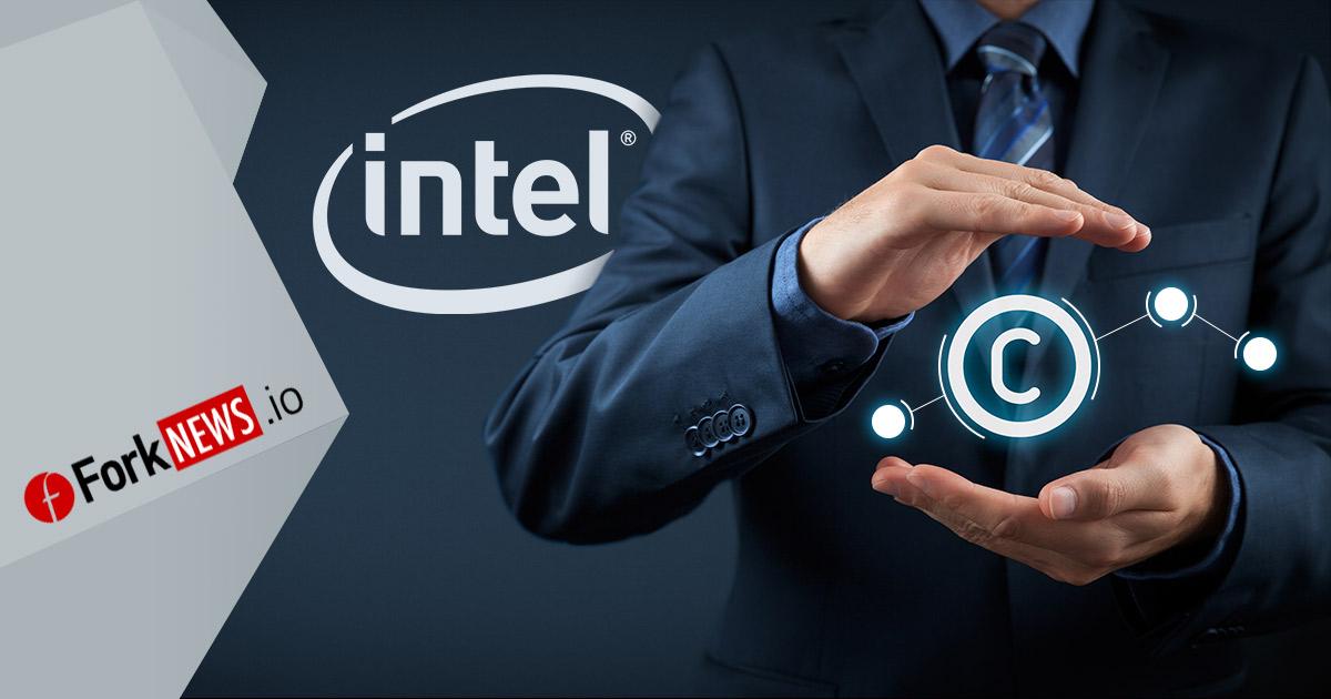 Intel создает систему защиты авторских прав с использованием блокчейн