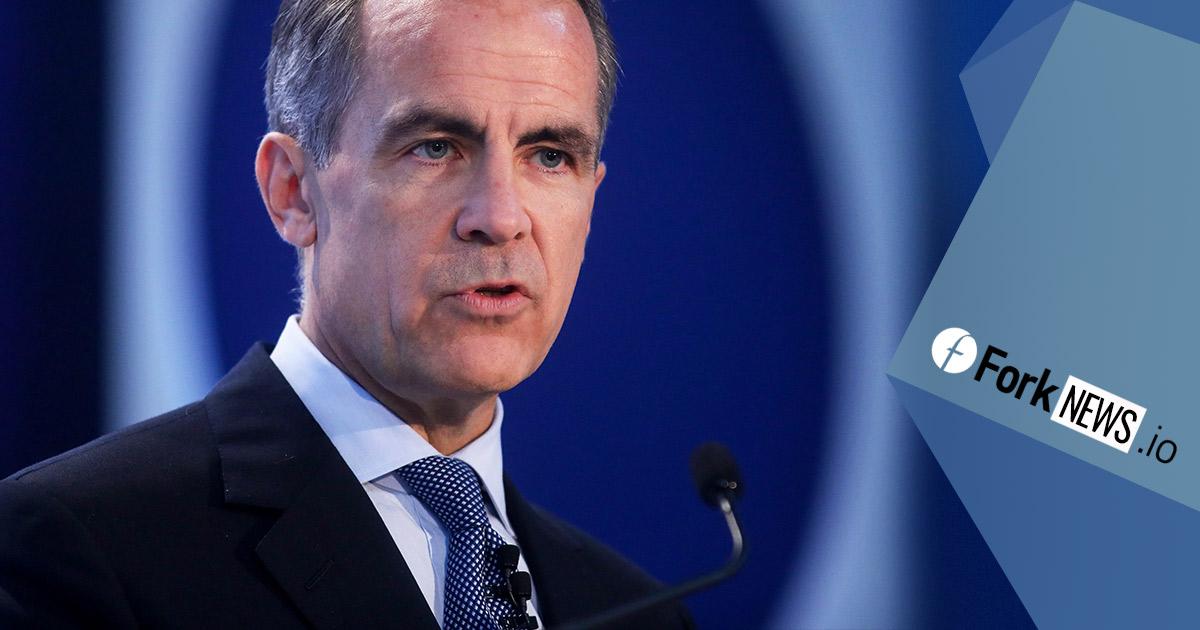 Марк Карни: криптовалюты не угрожают глобальной финансовой стабильности