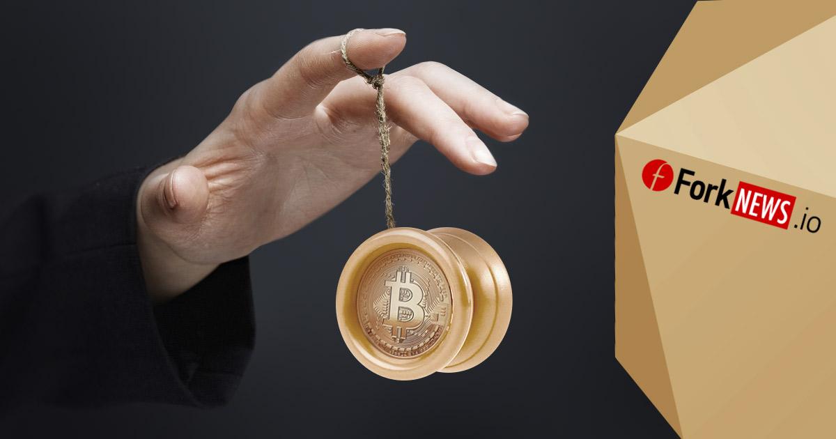 Кто играет в йо-йо криптовалютой?