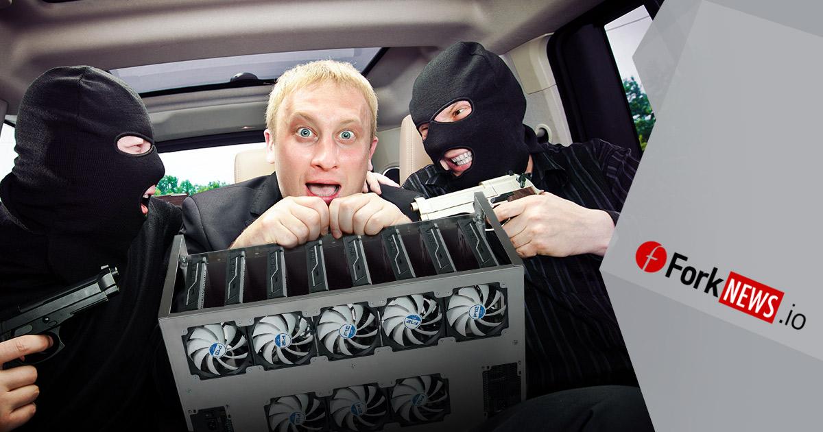 В Луцке похитили двух майнеров с целью ограбления