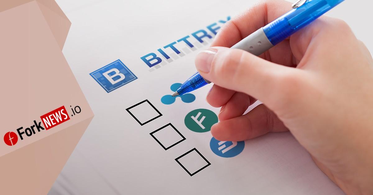 Биржа Bittrex исключит из листинга 82 альткоина