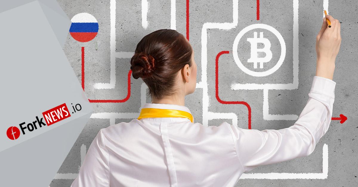 Правительство РФ намеревается обойти санкции Запада, используя криптовалюты и блокчейн