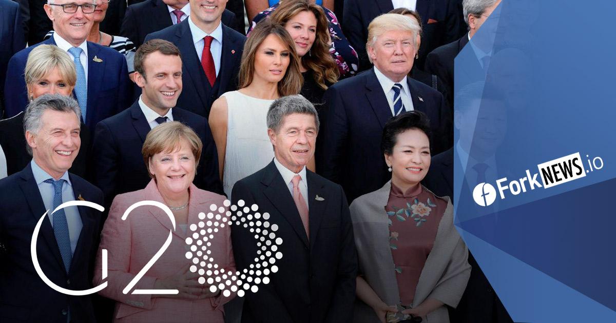 """На саммите """"большой двадцатки"""" обсудили будущее криптовалют"""