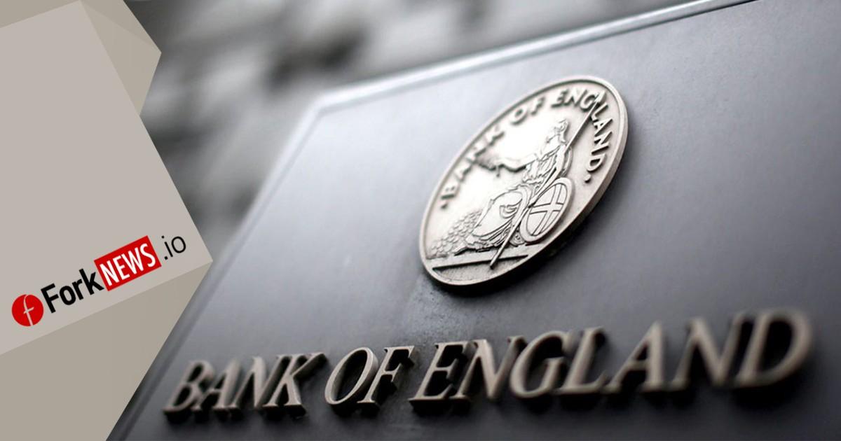 Банк Англии создает свой собственный финтех центр