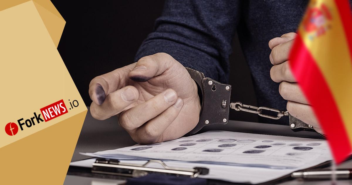 Российско-украинская группа хакеров задержана в Испании