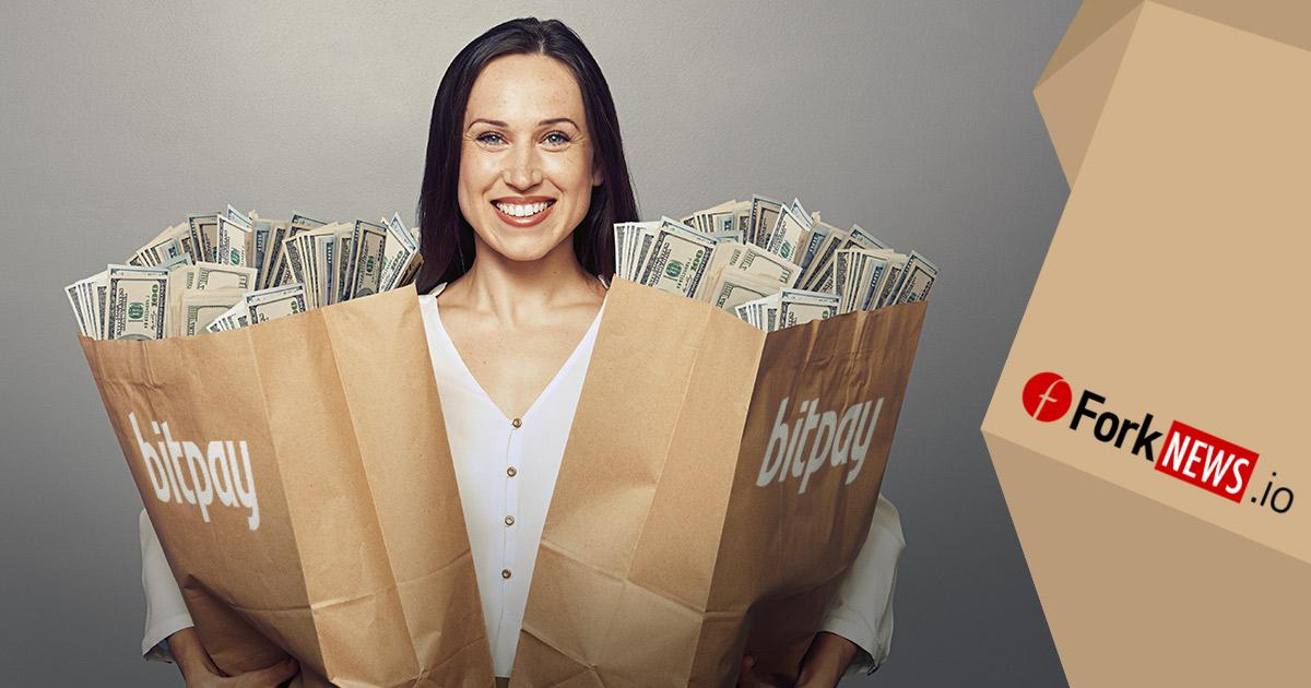BitPay получит 70 миллионов долларов США на развитие своих услуг по обработке платежей