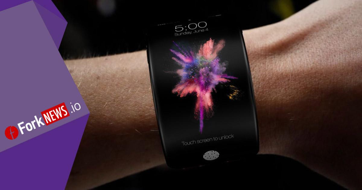 Apple разрабатывают бесконтактный контроллер и изогнутый экран