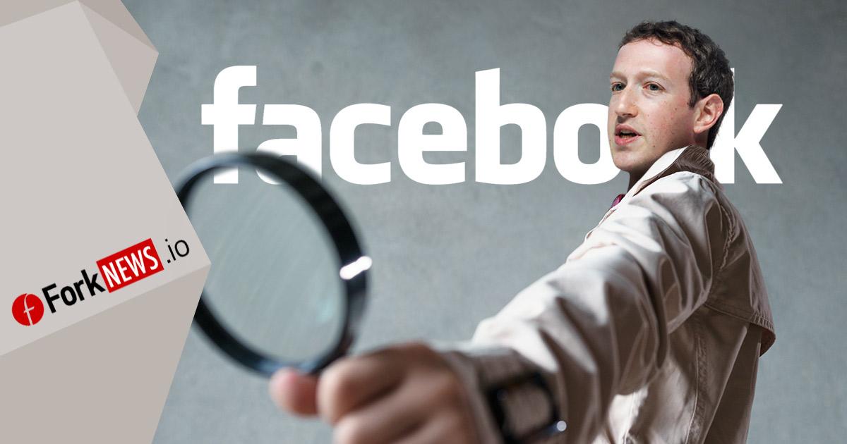 Facebook признался в чтении личных сообщений пользователей