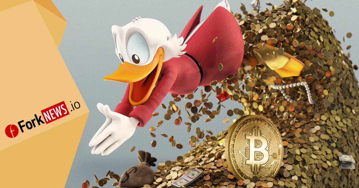1 % богатейших людей мира пополнился  криптовалютными миллиардерами