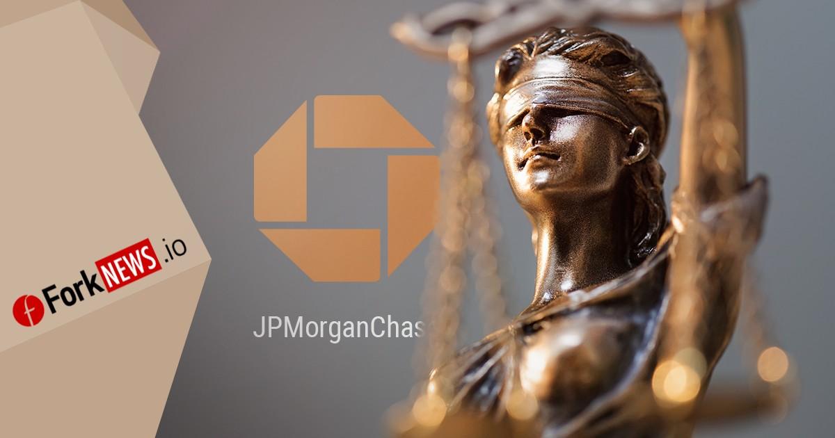 Банк JPMorgan хотят наказать на миллион долларов