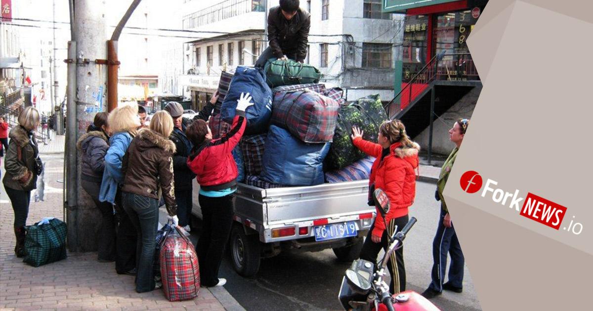 Контрабанда оборудования для майнинга из Китая в Россию набирает обороты