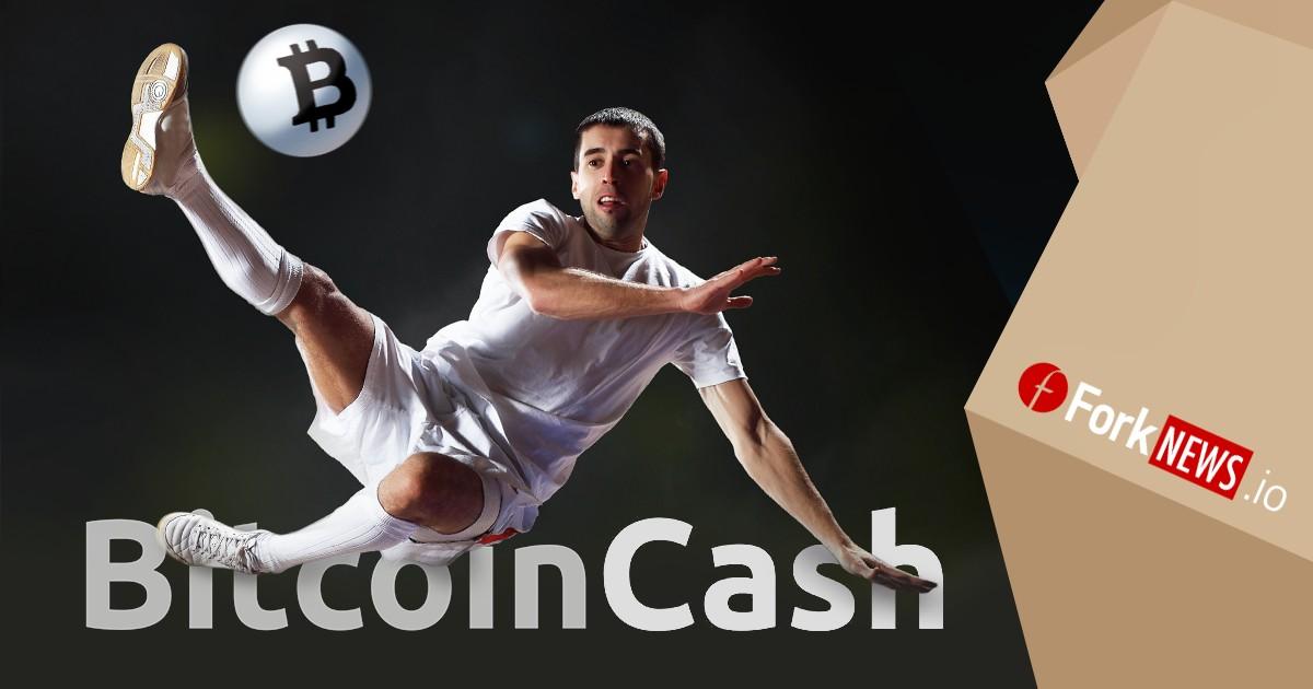 Bitcoin Cash стал официальным спонсором Ayr United