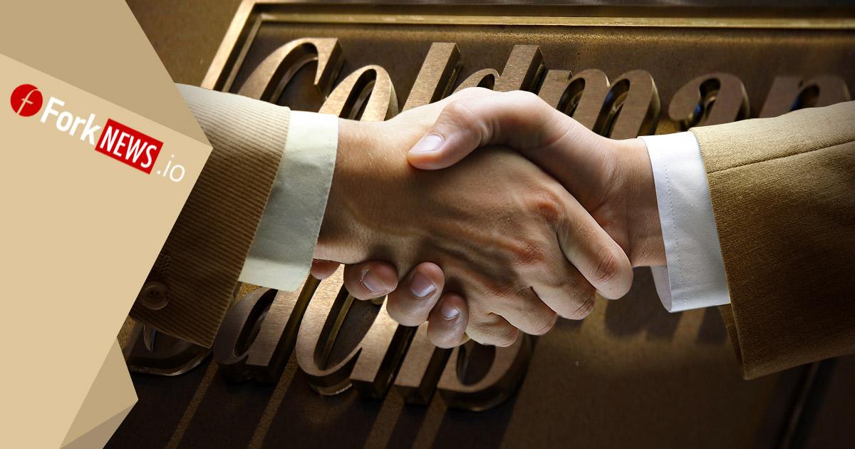 Банк Goldman Sachs назначили трейдера Джастина Шмидта главой крипто -отдела