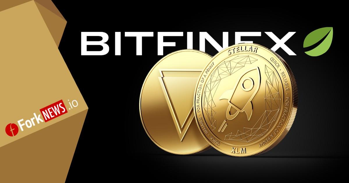 Биржа Bitfinex добавила поддержку Stellar, Verge и BitcoinInterest