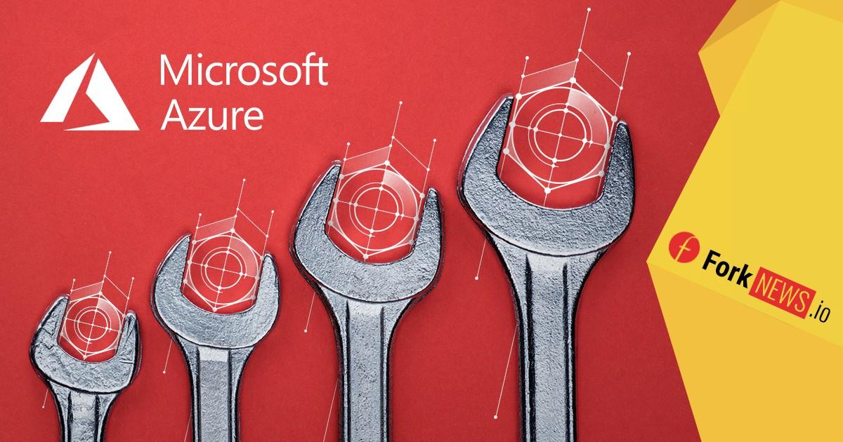 Microsoft представляет новые blockchain-инструменты для Azure