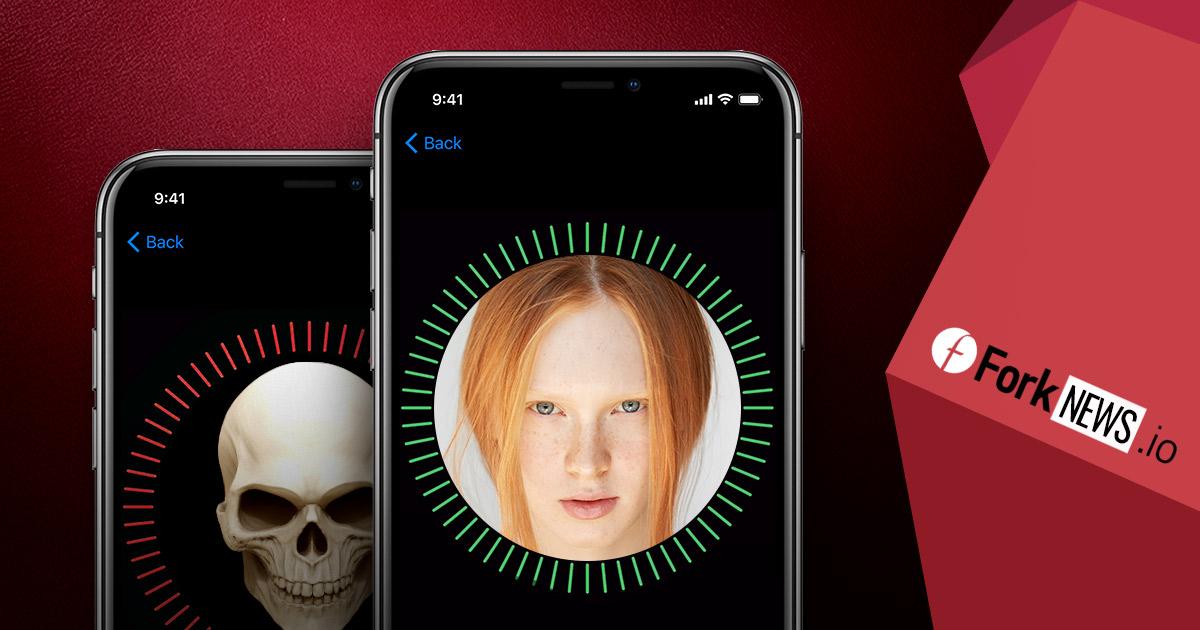 Сломался Face ID? Получите новый iPhone X