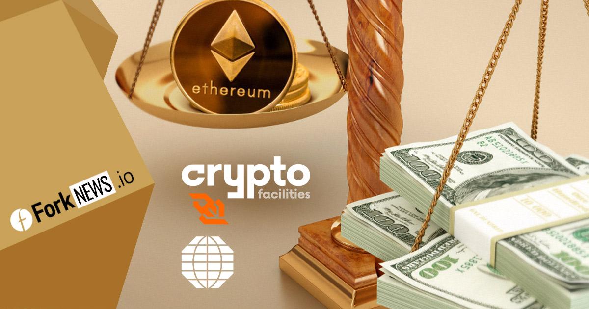 На платформах CME Group и Crypto Services появится справочный курс и индекс Ethereum