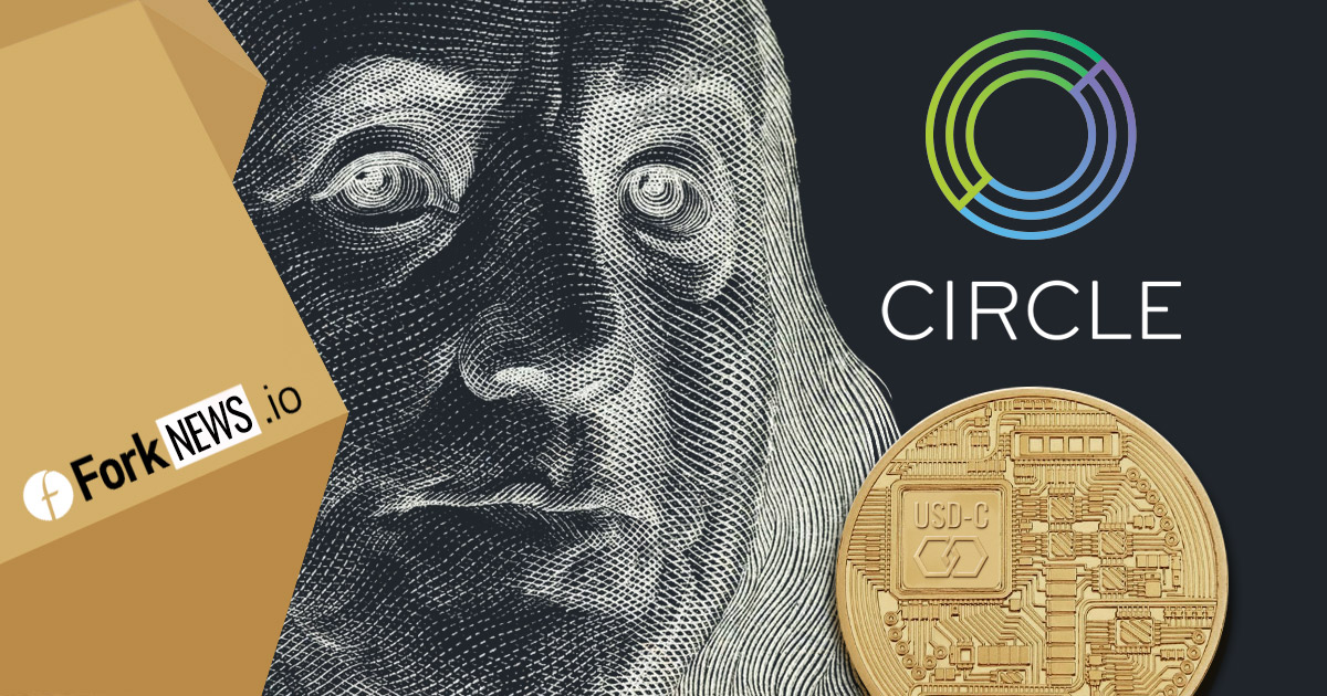 Компания Circle собрала 110 миллионов для выпуска токена, обеспеченного долларом