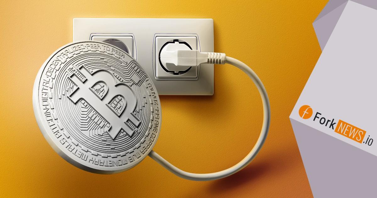 Bitcoin будет использовать 0,5% мировой электроэнергии к концу 2018 года