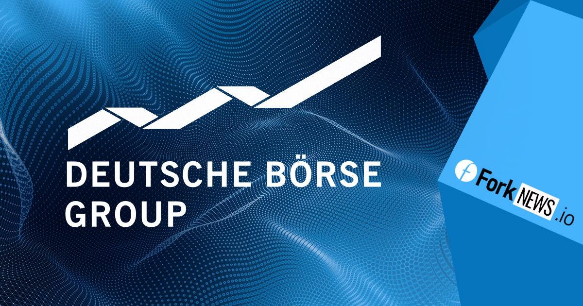 Deutsche Börse AG смотрит в сторону криптовалют