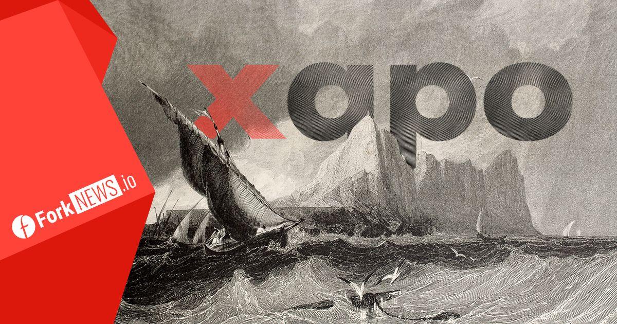 Стартап Xapo заходит под юрисдикцию Гибралтара