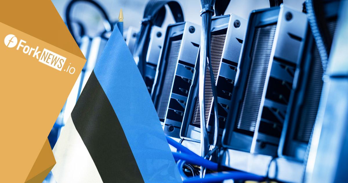 Государственная электростанция в Эстонии начала добывать криптовалюту