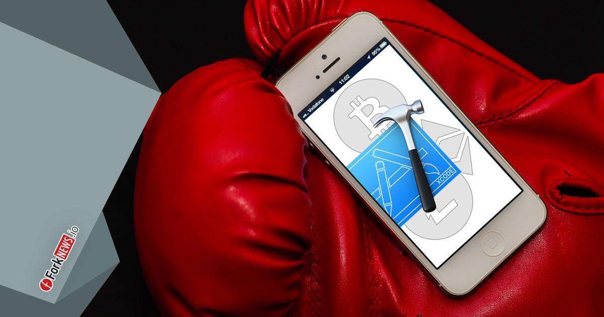 Apple опубликовали новые правила о криптовалютных приложениях