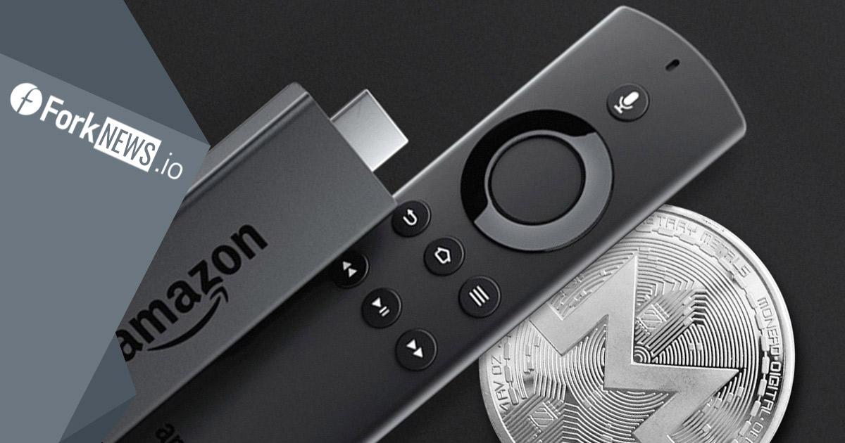 Медиаплеер Amazon Fire TV может быть заражен Android-вирусом